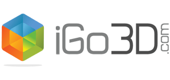 Partner logo of iGo3D