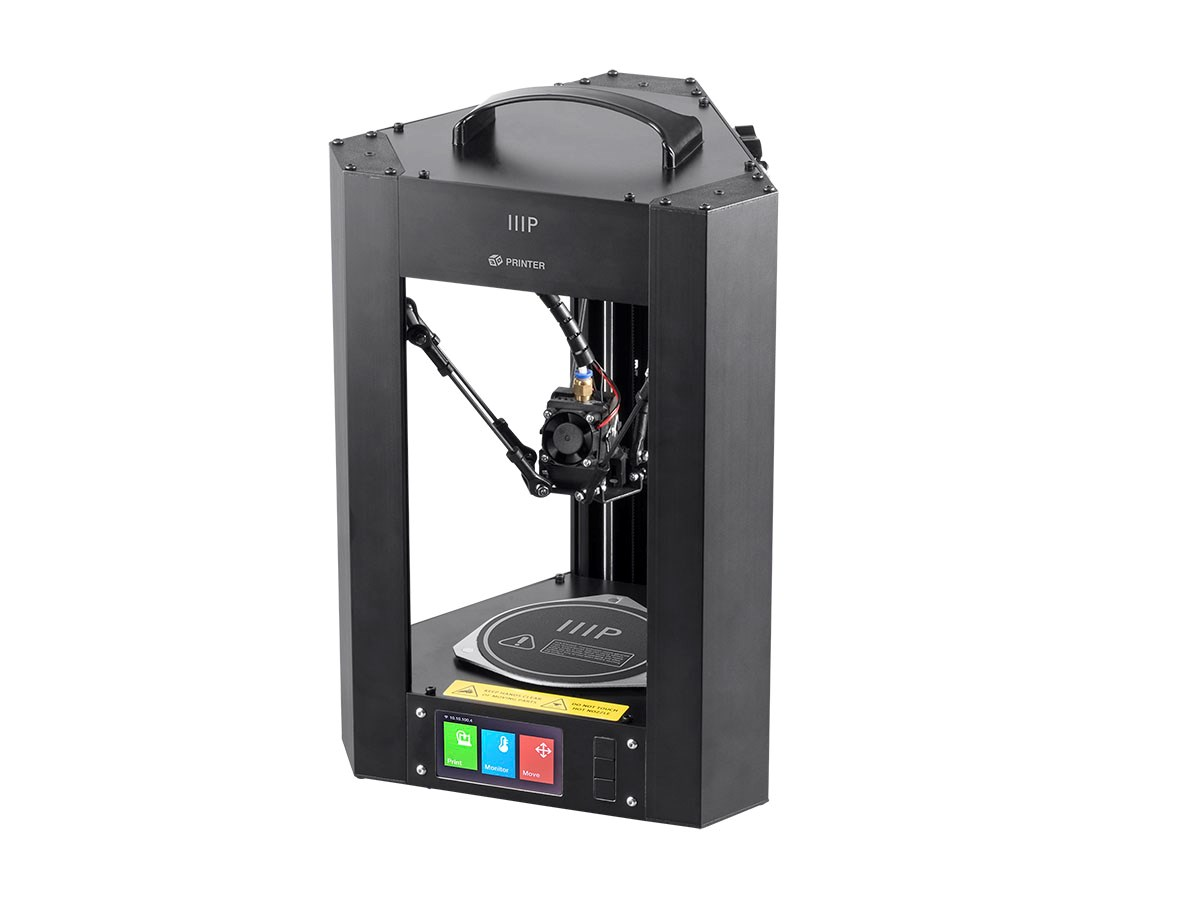 Image of Alternatives to Best Cheap 3D Printer Under $300: Monoprice Mini Delta