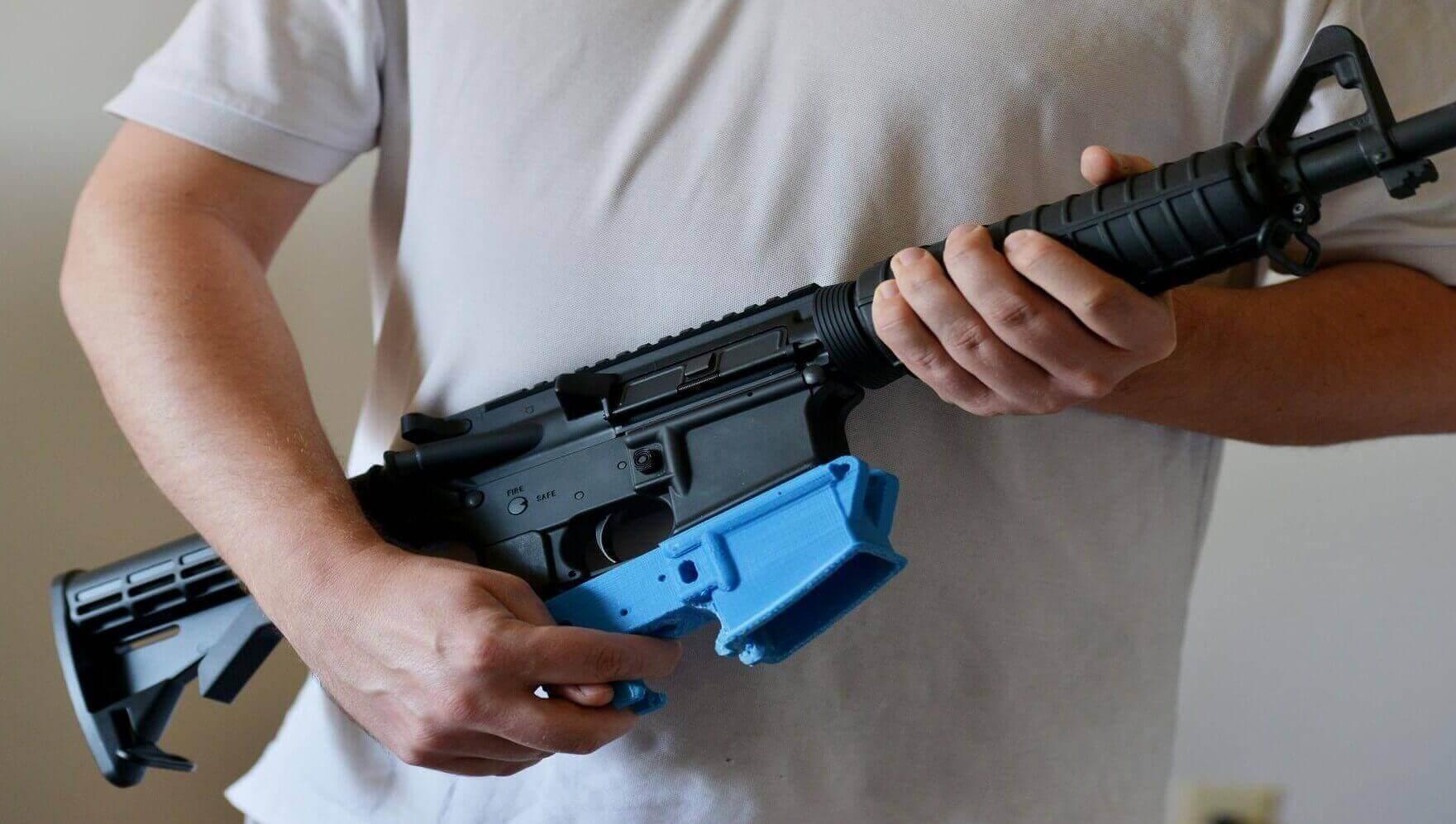 3D Printed Guns